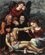 HEMESSEN, Jan Sanders van The Lamentation of Christ sg oil painting picture wholesale