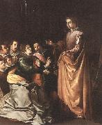 St Catherine Appearing to the Prisoners sf