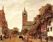 View of the Westerkerk, Amsterdam f