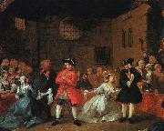 HOGARTH, William A Scene from the Beggar's Opera g oil painting picture wholesale