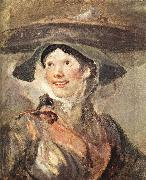 HOGARTH, William The Shrimp Girl sf oil painting picture wholesale