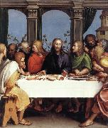HOLBEIN, Hans the Younger The Last Supper g oil painting picture wholesale