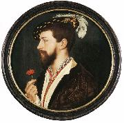 HOLBEIN, Hans the Younger Portrait of Simon George sf oil painting picture wholesale