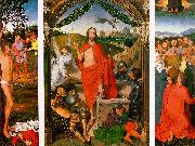 Resurrection Triptych