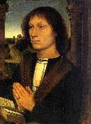 Portrait of Benedetto di Tommaso Portinari