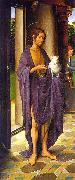 Hans Memling The Donne Triptych oil painting picture wholesale
