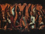 Hans Memling Musician Angels  dd oil painting reproduction