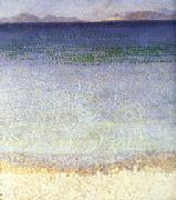 Henri Edmond Cross The Iles d'Or oil painting