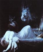Henry Fuseli Nightmare s oil painting picture wholesale
