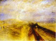 J.M.W. Turner Rain, Steam and Speed - Great Western Railway oil painting picture wholesale