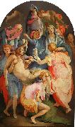 Jacopo Pontormo Deposition 02 oil painting