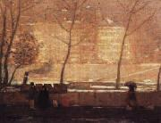 James Wilson Morrice Quai des Grands-Augustins oil painting reproduction
