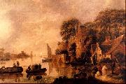 Jan Miense Molenaer Landscape oil painting picture wholesale