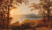 Sunset, Hudson River