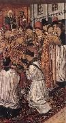 Jaume Huguet Vinzenz Altarpiece oil painting picture wholesale
