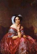 Jean Auguste Dominique Ingres Portrait of Baroness James de Rothschild oil painting picture wholesale