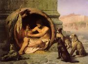 Jean Leon Gerome Diogenes oil painting