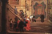 Jean Leon Gerome L'Eminence Grise oil painting picture wholesale
