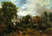 John Constable The Glebe Farm oil painting picture wholesale