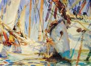 John Singer Sargent White Ships oil painting picture wholesale