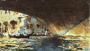 John Singer Sargent Under the Rialto Bridge oil painting picture wholesale