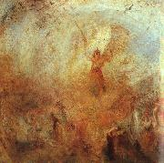 Joseph Mallord William Turner Angel Standing in a Storm oil painting picture wholesale