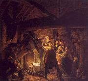 Joseph Wright The Forge oil painting picture wholesale