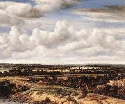 KONINCK, Philips Panorama View of Dunes and a River g oil painting picture wholesale