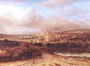 KONINCK, Philips An Extensive Landscape with a Road by a Ruin sg oil painting picture wholesale