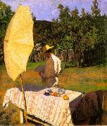 Karoly Ferenczy October oil painting picture wholesale