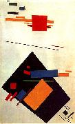 Kasimir Malevich Suprematism oil painting reproduction