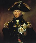 Lemuel Francis Abbott Rear-Admiral Sir Horatio Nelson oil painting picture wholesale