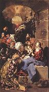 MAINO, Fray Juan Bautista Adoration of the Kings g oil painting
