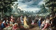 MANDER, Karel van The Continence of Scipio sg oil painting picture wholesale
