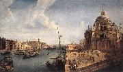 MARIESCHI, Michele The Grand Canal near the Salute sg oil painting picture wholesale