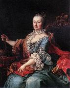 Queen Maria Theresia ag