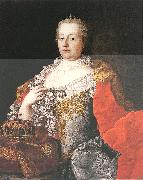 Queen Maria Theresia sg