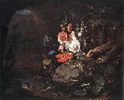 MIGNON, Abraham The Nature as a Symbol of Vanitas ag oil painting picture wholesale
