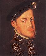 Portrait of the Philip II, King of Spain sg