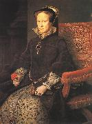 MOR VAN DASHORST, Anthonis Portrait of Mary, Queen of England gg oil painting picture wholesale