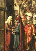 Marx Reichlich The Visitation oil painting reproduction