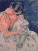 Mary Cassatt Mother and Child  gvv oil painting picture wholesale