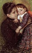 Mary Cassatt Helene Septeuil oil painting picture wholesale