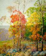 Maurice Braun Autumn in New England oil painting picture wholesale