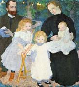 Maurice Denis The Mellerio Family oil painting picture wholesale