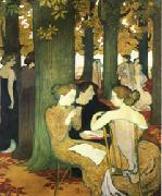 Maurice Denis The Muses