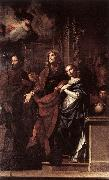 NOVELLI, Pietro Marriage of the Virgin wy oil painting picture wholesale