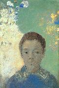 Odilon Redon Portrait of Ari Redon oil painting picture wholesale