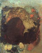 Odilon Redon Portrait of Paul Gauguin oil painting picture wholesale