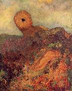 Odilon Redon The Cyclops oil painting artist